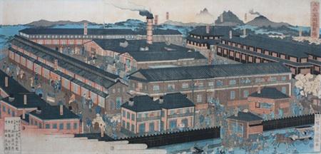 富岡製糸場世界遺産