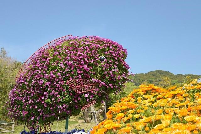 花のマンボウ