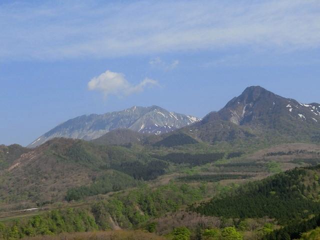 鬼女台から見る大山・烏ヶ山2