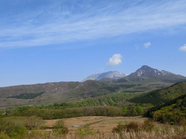 鬼女台から見る大山・烏ヶ山3