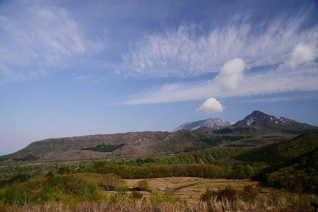 鬼女台から見る大山・烏ヶ山4