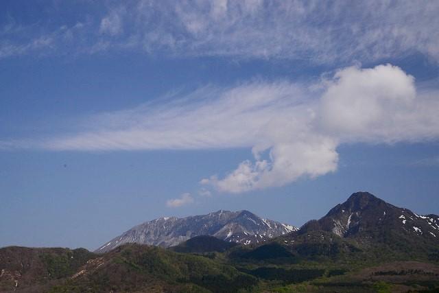 鬼女台から見る大山・烏ヶ山5