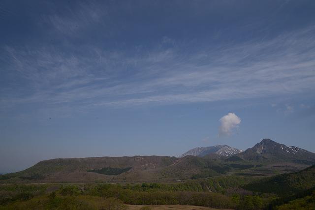 鬼女台から見る大山・烏ヶ山8