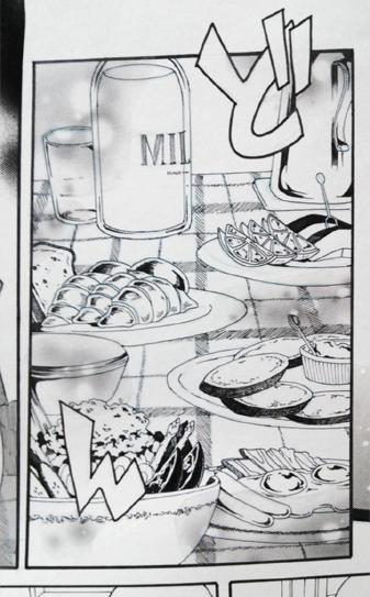 朝食ビフォー