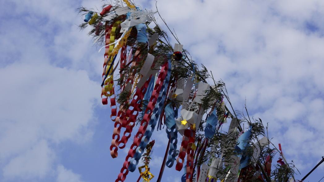入間川七夕祭り 七夕2 20140802