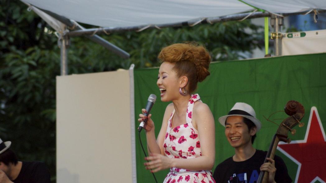 めぐ 隅田JAZZ 20140816