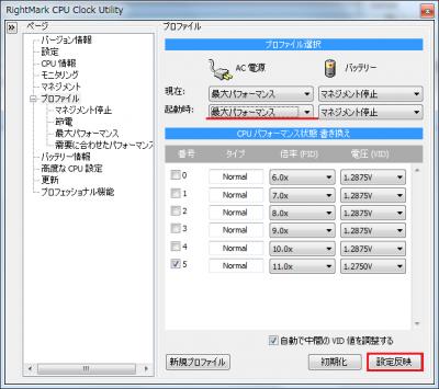 RMClockプロファイル03