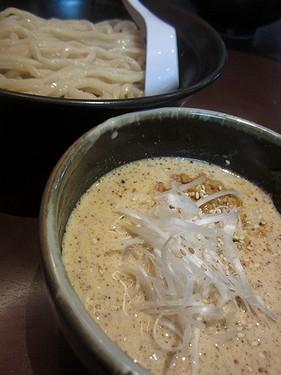 20140607和蔵 冷やし坦坦麺 (1)