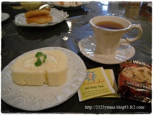 F20140419イギリス時間、紅茶時間03