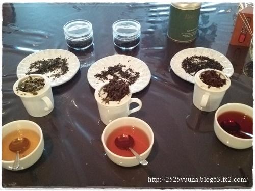 F20140531イギリス時間、紅茶時間02