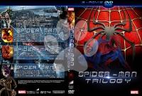 スパイダーマン:整理用DVDジャケット