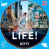LIFE!ライフ_dvd_01 【原題】The Secret Life of Walter Mitty