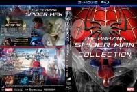 アメイジング・スパイダーマン:整理用BDジャケット
