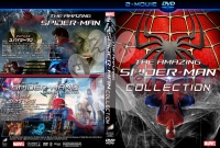アメイジング・スパイダーマン:整理用DVDジャケット