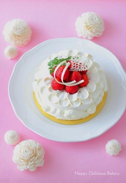 1228めぐちゃんケーキ2
