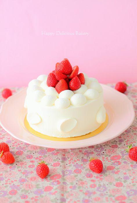 405めぐちゃんケーキ