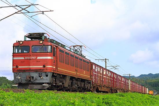 日豊EF81717