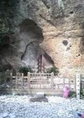 花窟神社 ご神体1