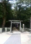 花窟神社 鳥居