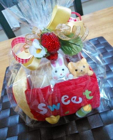 パティスリー ラ・フィーユ 焼き菓子 20140402 (2)