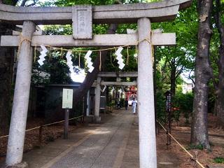 熊野神社@自由が丘2 by占いとか魔術とか所蔵画像