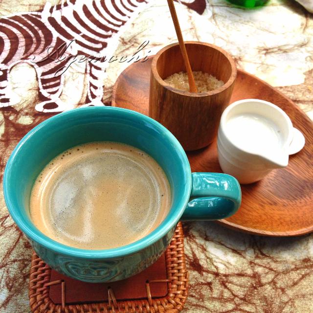 豆蔵さんのコーヒー
