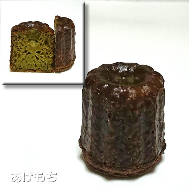 煎茶カヌレ