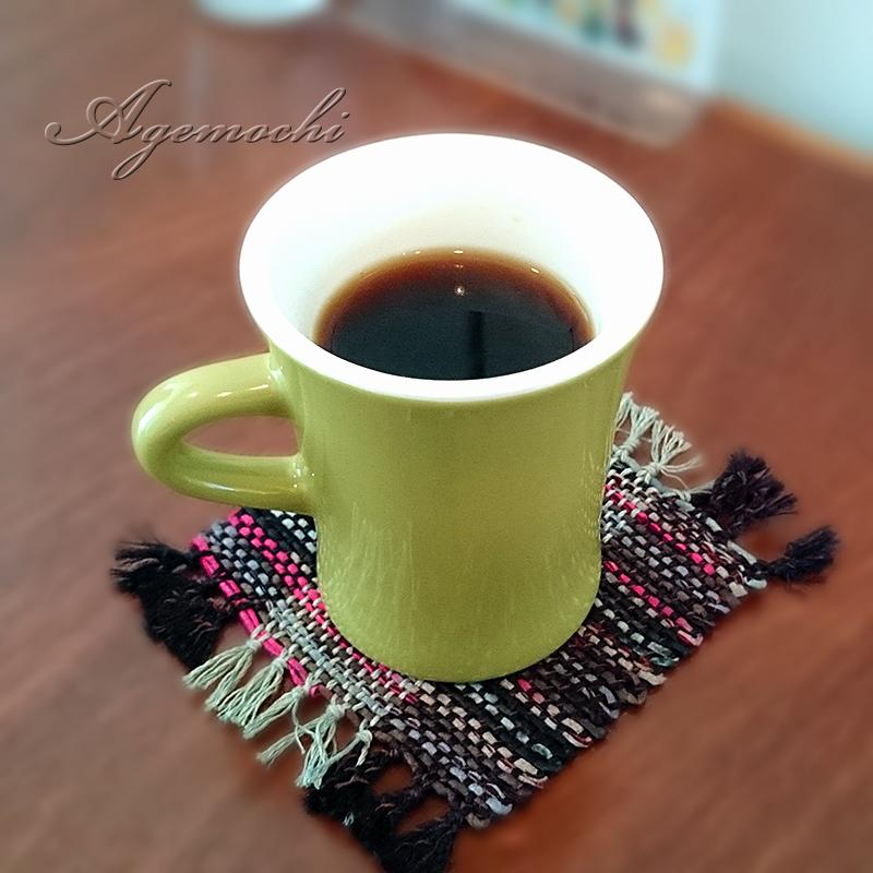 フレンチトーストのコーヒー