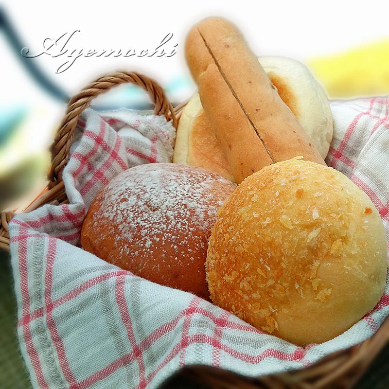 柔らかパン