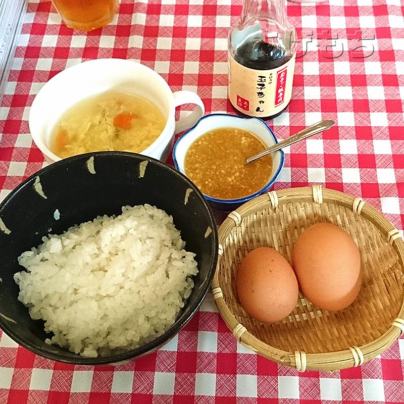 卵かけご飯(全体)