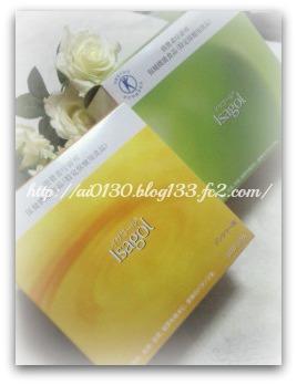 イサゴール ジンジャー味&青りんご味 本品2