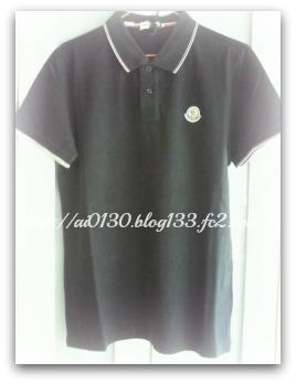 モンクレール ポロシャツ スリムフィットfc2