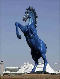 蒼ざめた馬