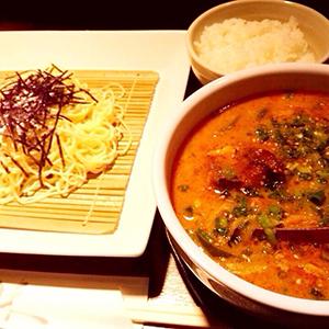 ブログ つけ麺