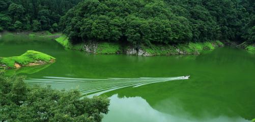 神流湖・群馬埼玉県境