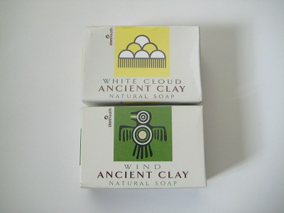 Ancient Clay Soap