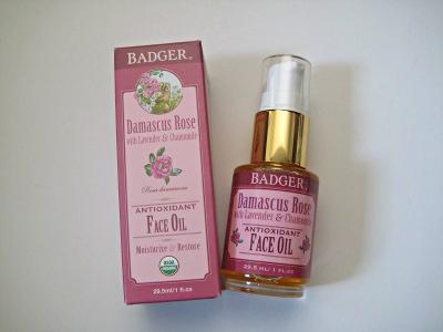 Badger Facial Oil