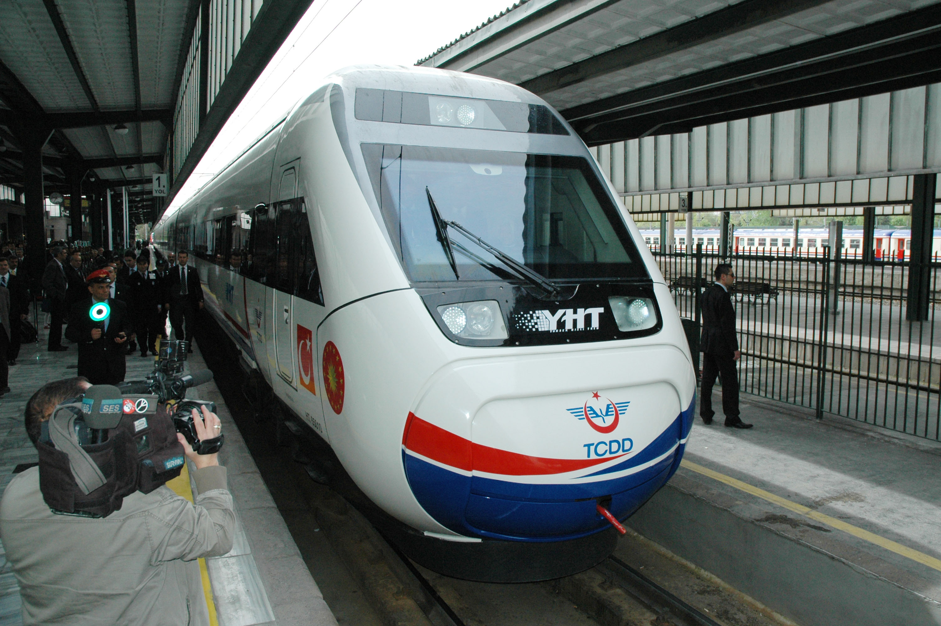 20140728トルコ高速鉄道