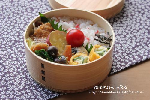 豚の生姜焼き弁当1
