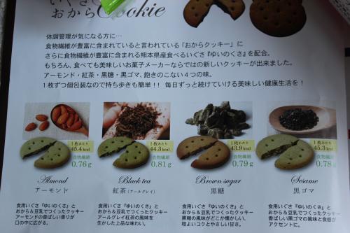 おからいぐさクッキー2