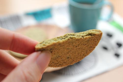 おからいぐさクッキー3