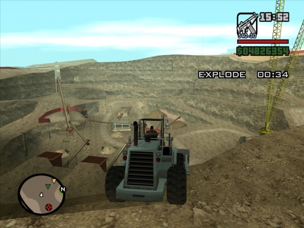 採掘ミッション2