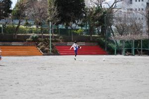 【2013年度】第4回青葉FC OB会|@すすき野小学校|少年サッカー