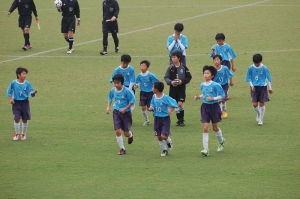 【2013年度第45回横浜国際チビッ子サッカー大会U12】 青葉FC Lブルー/11月4日(月)