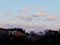 八幡方面の空
