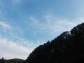 青葉城址の空