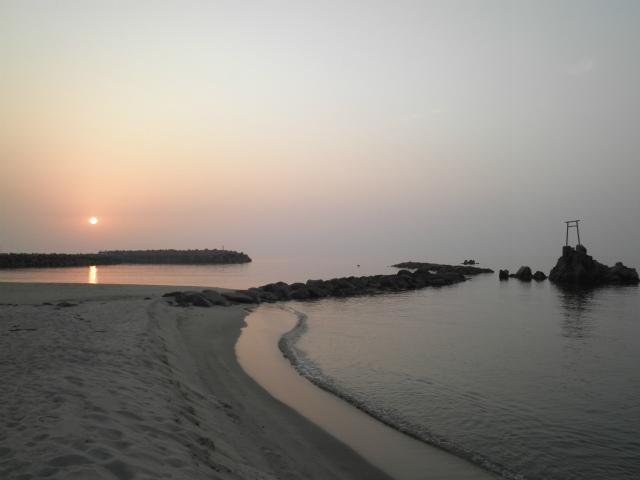 海水浴場 1