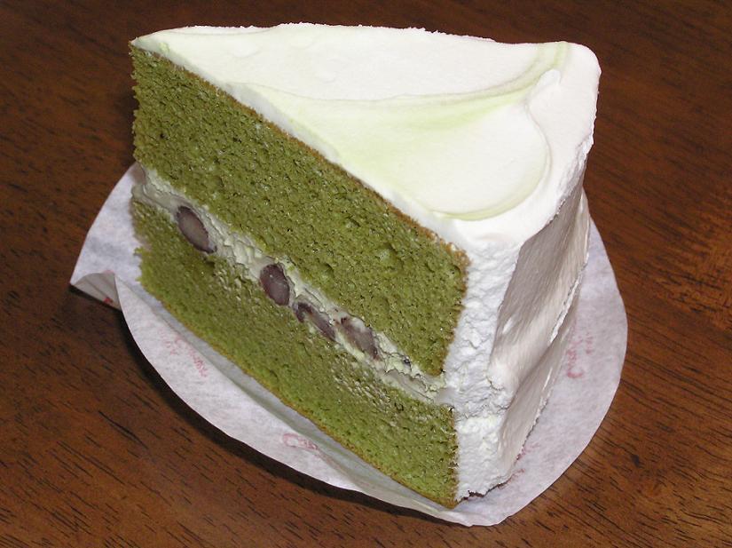 本物ケーキ
