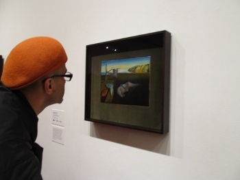 MoMA ダリ 記憶の残像