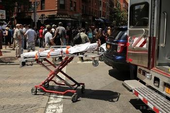 マンハッタン射殺事件の死体運搬
